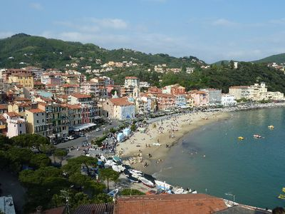 Photo for apartment in St. terenzo-lerici 100 m from the sea