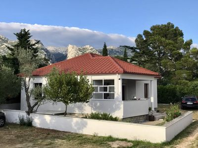 Photo for House in Seline (Paklenica), capacity 6+1