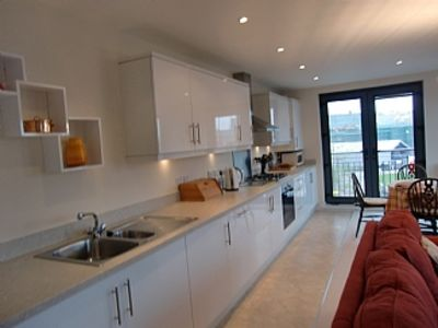Photo for Attractive Waterside Apartment