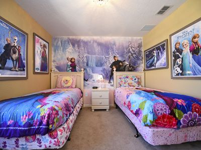Photo for 2 Miles to Disney. 6 BR 4 Bath. Private Pool&Spa@Famous Windsor Hills Resort.