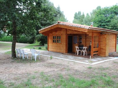 Photo for Chalet in wooded surroundings