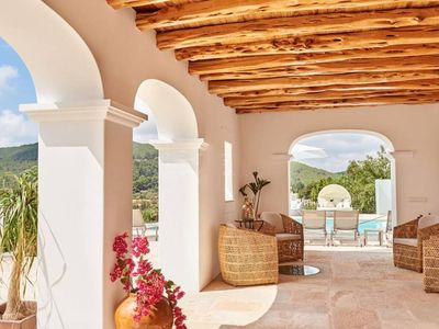 Photo for Villa Can Prats, luxury villa surrounded by nature