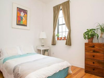 Photo for Newly Renovated townhouse on a tree-lined street in historic Bedford-Stuyvesant