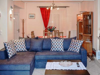 Photo for Stunning private villa for 8 people with A/C, WIFI, TV, balcony and parking