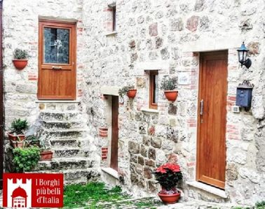 Photo for VersoEst apartment your home in the most beautiful village in Italy