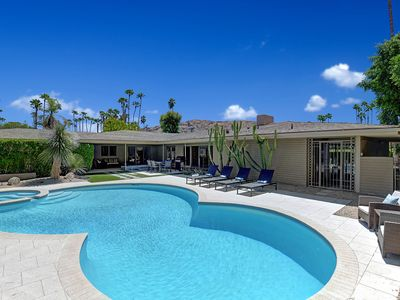 Photo for Amazing, huge, luxurious 2 bedroom home in Indian Canyons