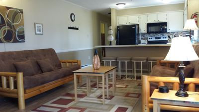 Winterplace Ski-In Ski-Out near Beckley, WV; with Large Deck (Sleeps 11) D301