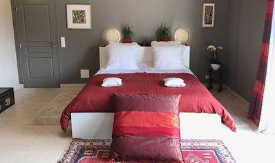 Photo for Bed and breakfast La Grimaldienne - a refined and cocooning stay for 2 persons
