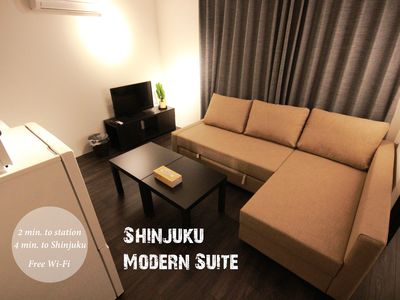 Photo for 43A new house in shinjuku/great access