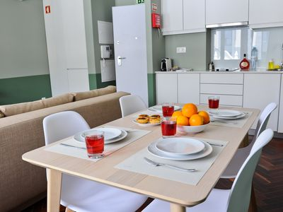 Photo for Unknown Lisbon 6A - 1 BDR apt in NEW building - Apartment for 4 people in Lisboa ciudad