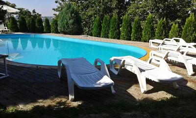 Holiday apartment with swimmingpool