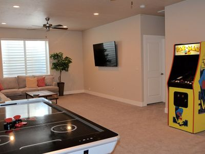 Photo for Pool + Theater + Arcade + Canyon View + Sleeps 22 + Across from pool entrance