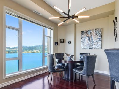 Photo for Waterfront Luxury, stunning lake views (See Video)