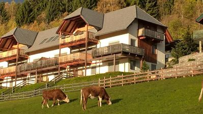 Photo for Holiday apartment Bad Kleinkirchheim for 3 - 4 persons with 1 bedroom - Multistorey holiday home/mai