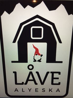 Our logo with our beloved Nisse