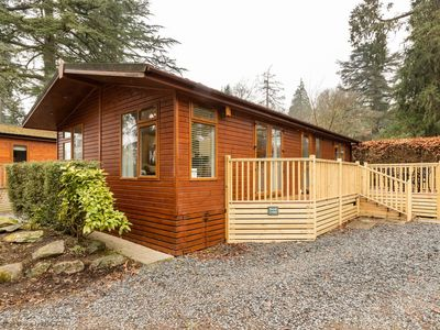 Photo for Beautiful lodge close to lake and town plus complimentary welcome hamper