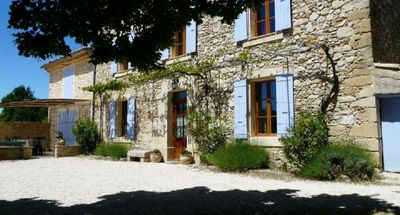 Photo for 4BR Chateau / Country House Vacation Rental in Malaucène, Provence-Alpes-Côte d'Azur