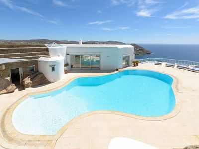 Photo for Villa Jackie in Mykonos, Greece