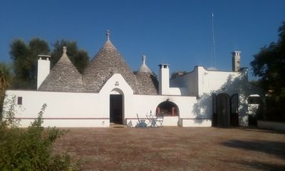 Photo for Trullo and Studio with Private Pool.