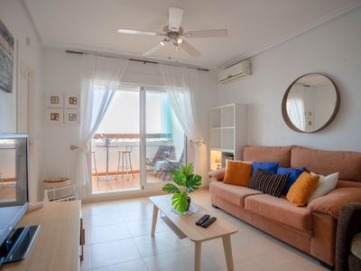 Photo for A Lovely Sunny Apartment in Gated Complex