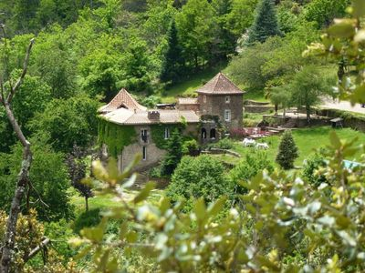 Photo for Character Gites in Southern France. Stunning Views, Pool, River Swimming