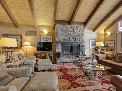 Photo for RMR: Tree House: 3 BR / 3 BA house in Teton Village, Sleeps 6 + Free Fun!