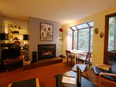 Photo for Amazing Mt. Baker Lodging  Condo 28 With Fireplace in United States