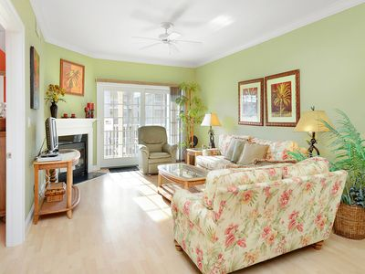 Photo for Beautifully decorated 3 bedroom, 3.5 bath property located on the water on 14th Street.