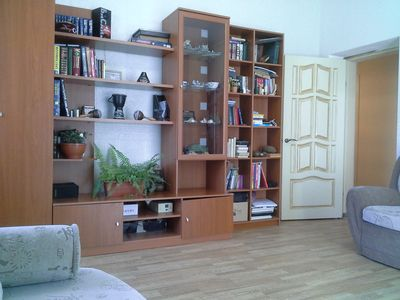 Photo for Bright nice room with a balcony close to the Stadium. Breakfast included!