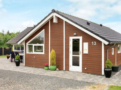 Photo for Gorgeous Holiday Home in Hemmet with Sauna