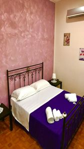 "Photo for B & B Peppino De Filippo ""Blue Room"" and ""Purple Room"""