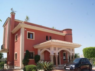 Photo for Luxurious Apartment Overlooking Las Ramblas Golf Course. Fully Air Conditioned