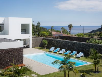 Photo for #1 in Ponta Delgada! Luxury 5 Bedroom Designer Villa with Private Pool