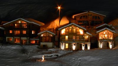 Photo for Superb luxury chalet for 15 persons La Plagne Savoie