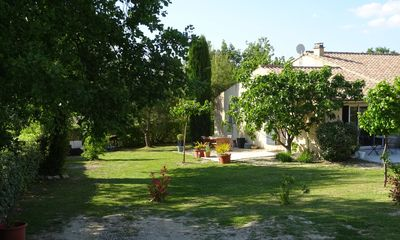 "Photo for ""LA FIGUIERE"" CHARMING GÎTE AT THE FOOT OF MONT VENTOUX - MALAUCENE"