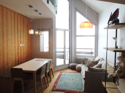 Photo for Superb triplex apartment on the top floor enjoying a breathtaking view