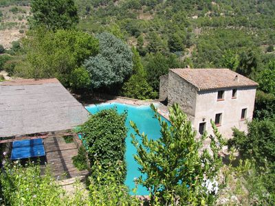 Photo for 3BR Cottage Vacation Rental in L'Aleixar, Catalunya