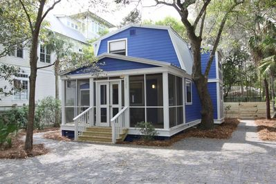 Canopy Cottage in Old Seagrove Beach