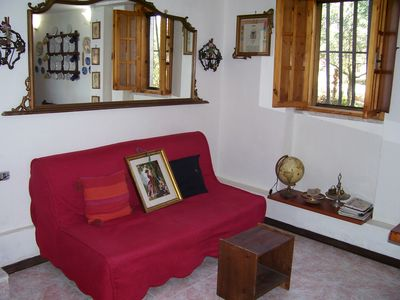 Photo for characteristic country house, ad arce, near the abbey of montecassino