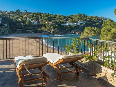 Photo for 3 bedroom Apartment, sleeps 6 in Begur