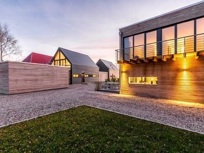 Photo for New luxury design house near the beach on the Baltic island of Fehmarn
