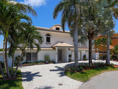 Photo for Intercostal Paradise 5 bed,5 bath with heated Pool and Jacuzzi