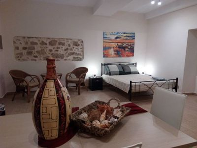 Photo for SPACIOUS PRIVATE STUDIO IN THE HEART OF CORFU TOWN