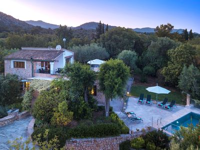 Photo for Can Perro Peludo is a Tranquil country retreat nested comfortably Pollensa's rolling hills
