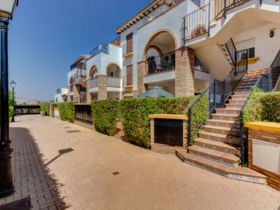Photo for Ideal apartment for the family in a quiet area in Playas de Vera, Almería