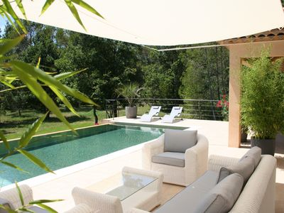 Photo for CHARMING COTTAGE FOR 2 WITH SUMMER KITCHEN AND POOL