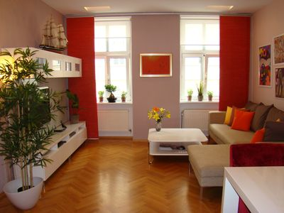 Photo for ART APARTMENT AT THE KUNSTHAUS