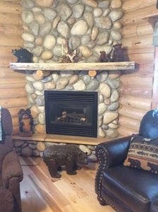 Photo for Chinook Cabin near Phillips Lodge-  27 miles from West Yellowstone