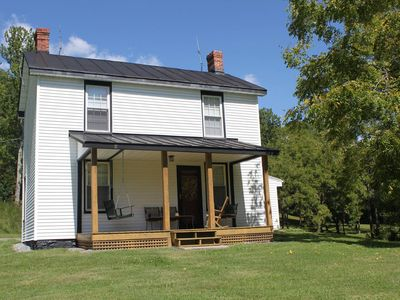 Photo for Linwood Home -1800's Secluded Farmhouse located at the base of Garr Mountain.