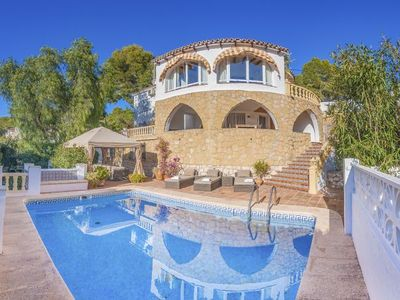 Photo for Fanadix Villa, Sleeps 6 with Pool, Air Con and WiFi
